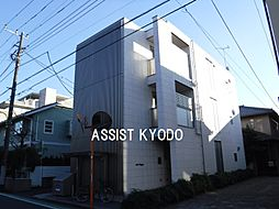 東急世田谷線 宮の坂駅 徒歩4分の賃貸マンション
