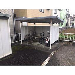 静岡県静岡市葵区千代田の賃貸アパートの外観