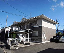 京都府京都市南区吉祥院石原町の賃貸アパートの外観