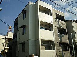 京王線 調布駅 徒歩6分の賃貸アパート