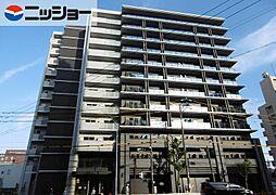 ロイジェント新栄IV[8階]の外観
