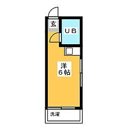 和田町駅 2.5万円