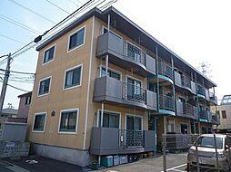 神奈川県相模原市中央区相模原8丁目の賃貸マンションの外観