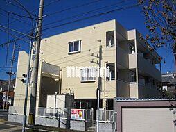 SAN栄寿[3階]の外観