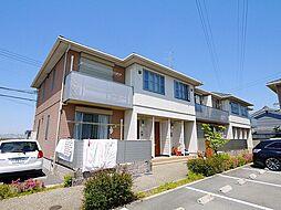 奈良県大和郡山市小林町の賃貸アパートの外観