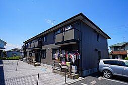 埼玉県熊谷市妻沼東3丁目の賃貸アパートの外観