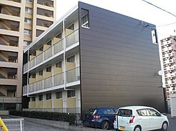 レオパレスMEIKOU[3階]の外観