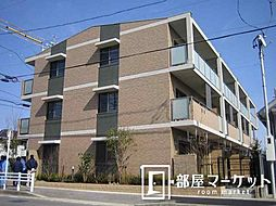 愛知県みよし市三好丘あおば1丁目の賃貸マンションの外観