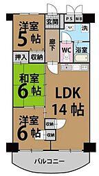 緑地公園駅 1,280万円