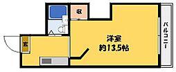トゥリオーニ守口A棟[3階]の間取り