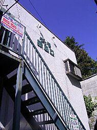 ヴィラ粟田口[2階]の外観