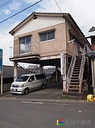 吉田コーポ[203号室]の外観