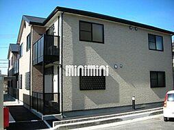愛知県名古屋市中川区島井町の賃貸アパートの外観