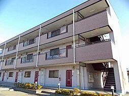 兵庫県加古川市東神吉町西井ノ口の賃貸マンションの外観