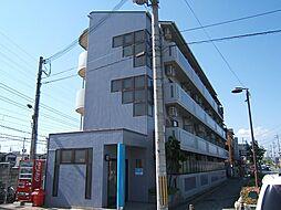 京都府京都市伏見区向島東定請の賃貸マンションの外観