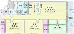 広瀬通駅 13.0万円