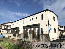 ドミール東貝沢[1階]の外観