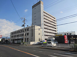 大阪府泉佐野市俵屋の賃貸マンションの外観