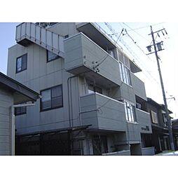静岡県浜松市中区布橋2丁目の賃貸アパートの外観