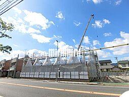 愛知県名古屋市守山区大森5丁目の賃貸アパートの外観