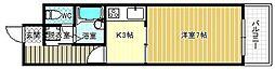 ドリームスクエア[1階]の間取り