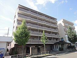 京都府京都市西京区樫原水築町の賃貸マンションの外観