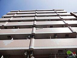 大阪府大阪市住吉区苅田2の賃貸マンションの外観