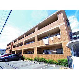 静岡県静岡市葵区瀬名中央4丁目の賃貸マンションの外観