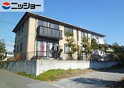 セピアコート A棟[1階]の外観