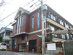 大阪府茨木市稲葉町の賃貸アパートの外観