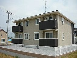 F・サンモール[2階]の外観