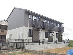 三重県鈴鹿市稲生4丁目の賃貸アパートの外観