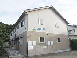 神奈川県横浜市鶴見区獅子ケ谷2丁目の賃貸アパートの外観