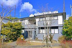 奈良県奈良市中町の賃貸アパートの外観