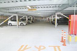 セリシール夙川苦楽園の駐車場
