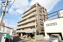 福岡県春日市大和町3丁目の賃貸マンションの外観