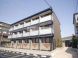 レオパレス浜寺ドット輝[3階]の外観