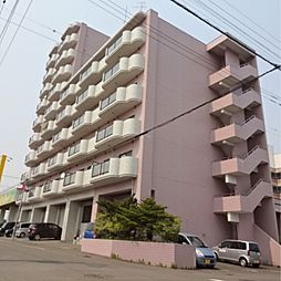 LEE江別幸町ビル[6階]の外観