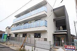 広島県広島市南区東青崎町の賃貸アパートの外観