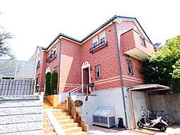 [テラスハウス] 千葉県市川市堀之内3丁目 の賃貸【/】の外観
