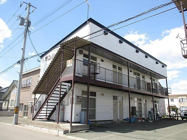 サンハイツ3 2階の賃貸【北海道 / 北見市】