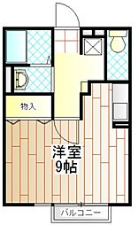 すずかけ[1階]の間取り