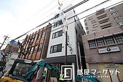 愛知県豊田市山之手4丁目の賃貸マンションの外観