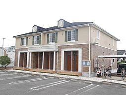 佐賀県佐賀市南佐賀3丁目の賃貸アパートの外観