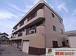 小川マンション[203号室]の外観