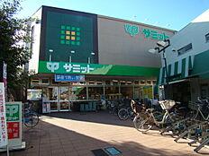 サミットストア久我山店:徒歩11分(810m)