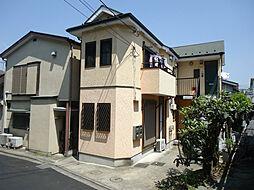 神奈川県横浜市港南区港南4丁目の賃貸アパートの外観