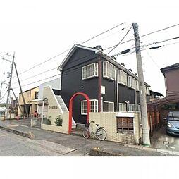埼玉県行田市棚田町2丁目の賃貸アパートの外観