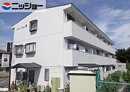 ファミリーマンション鈴[1階]の外観