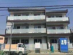 兵庫県尼崎市次屋1丁目の賃貸マンションの外観